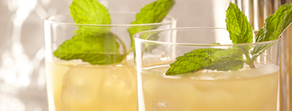 Photo of Pineapple Mint Rum Julep