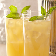 Pineapple Mint Rum Julep