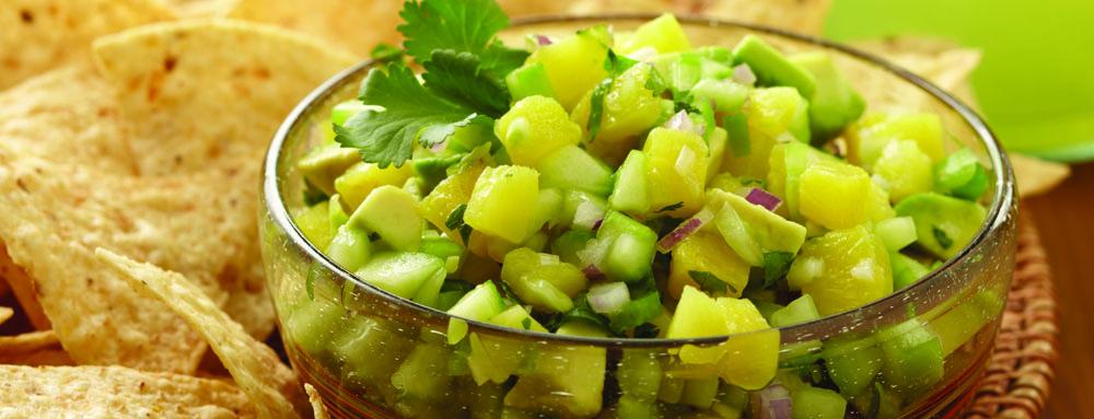 Photo of Pineapple Guacamole