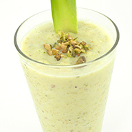 Pineapple Pistachio Smoothie