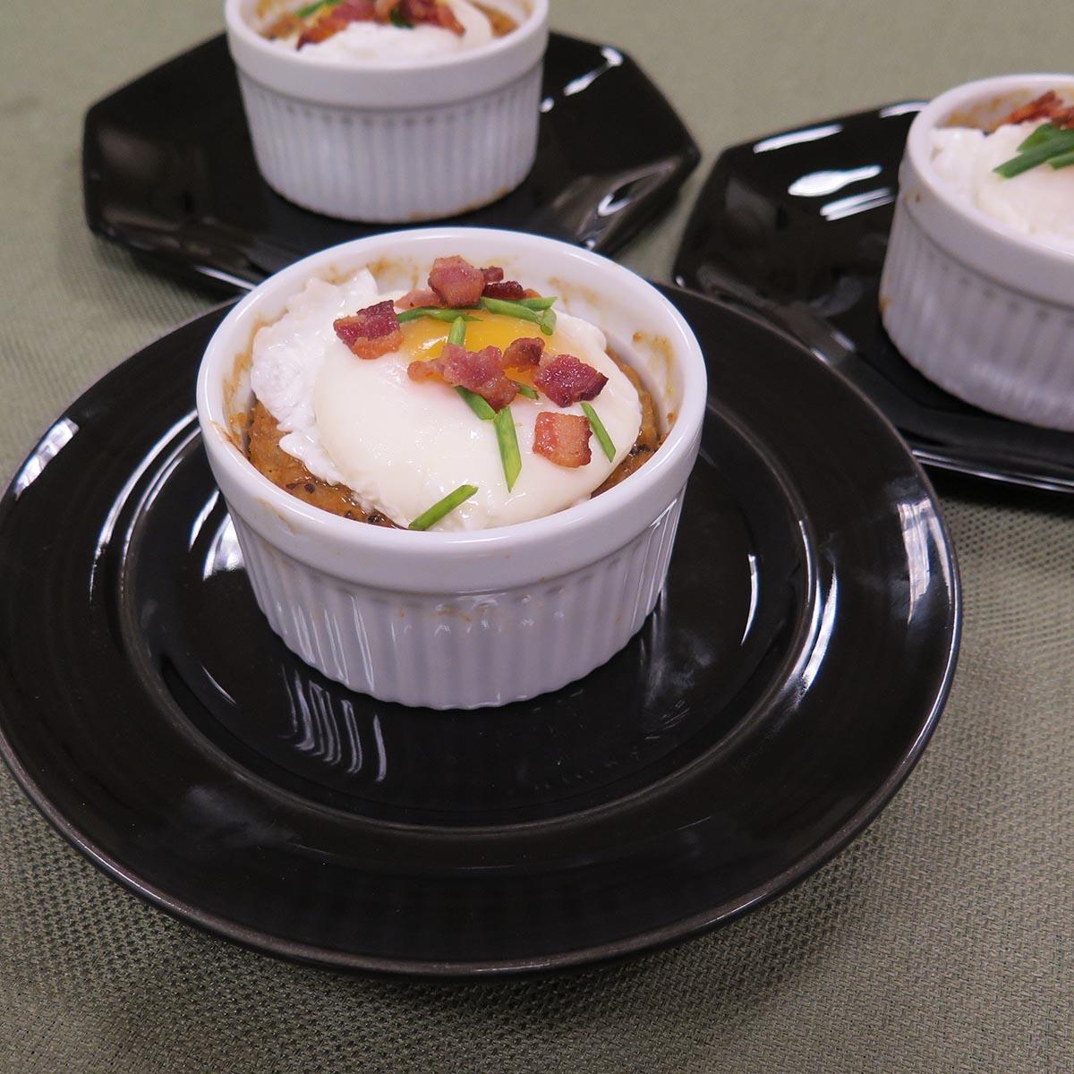 Quinoa and Corn Breakfast Bowl