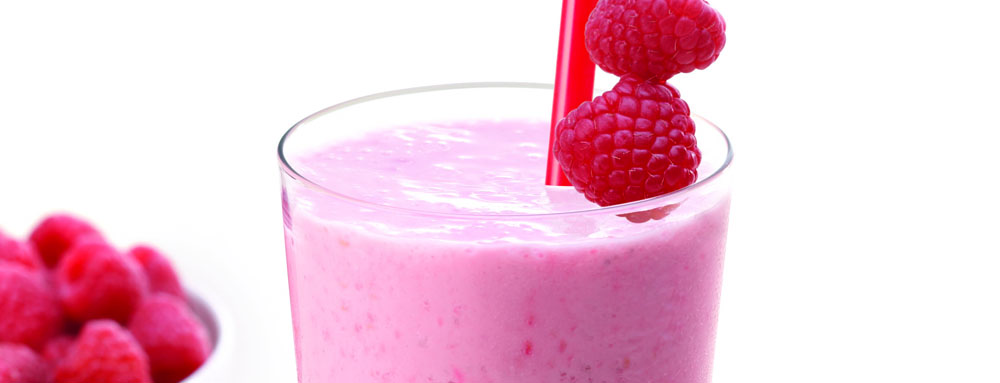 Photo of Raspberry Greek Yogurt Smoothie