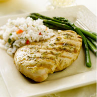 Grilled Southwest Chicken