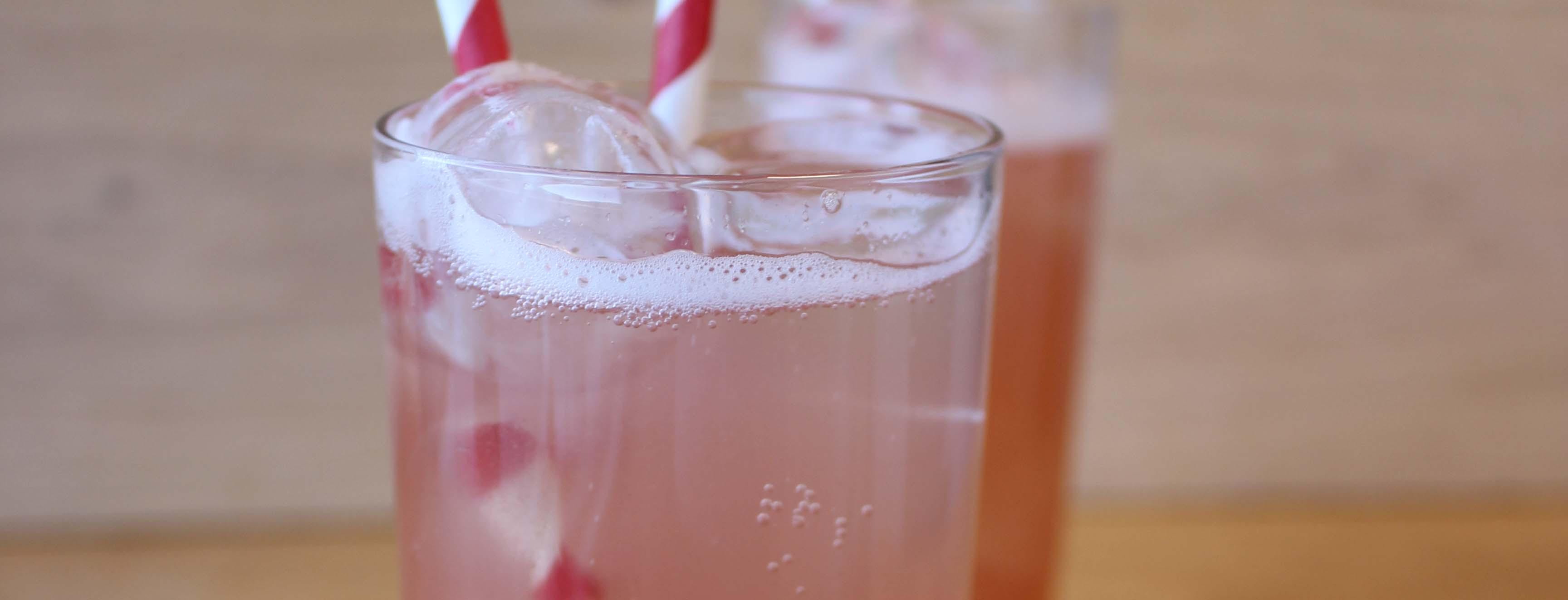 Photo of Strawberry and White Balsamic Shrub