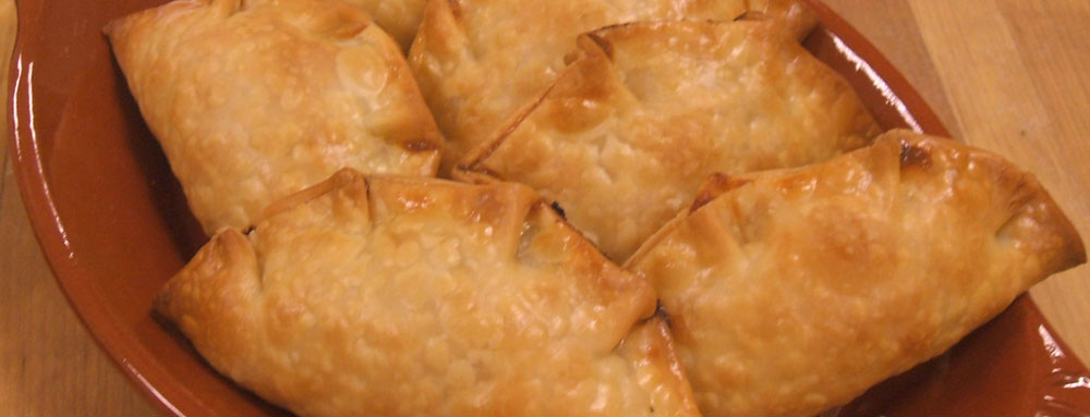 Photo of Sweet and Savory Beef Empanadas