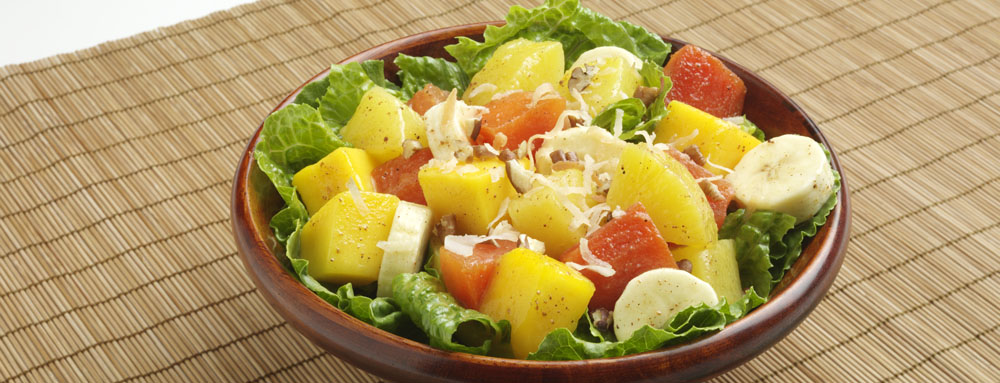 Photo of Tropical Pineapple Salad