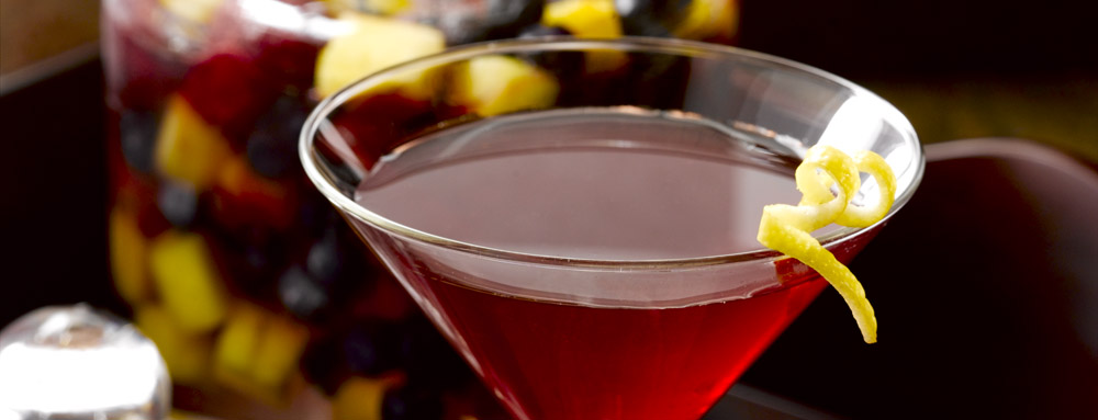 Photo of Tropical Berry Tini