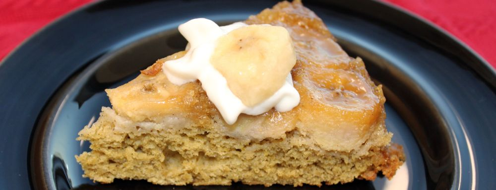 Photo of Banana Upside Down Cake