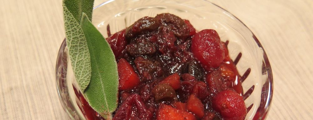 Photo of Cranberry Sage Chutney