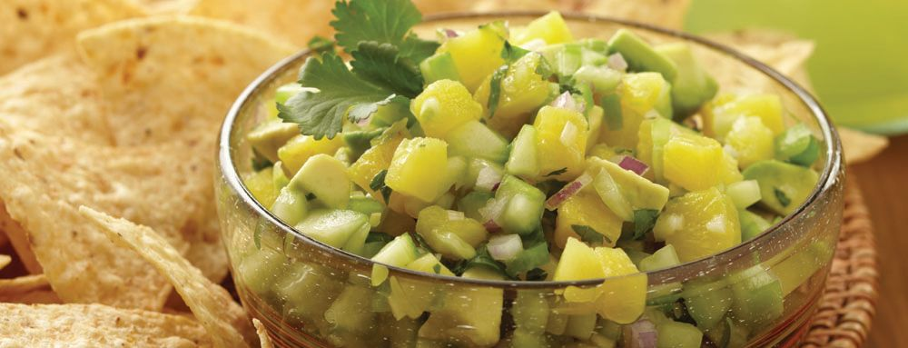 Photo of Pineapple Guacamole
