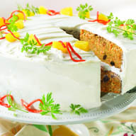Fabulous Carrot Cake