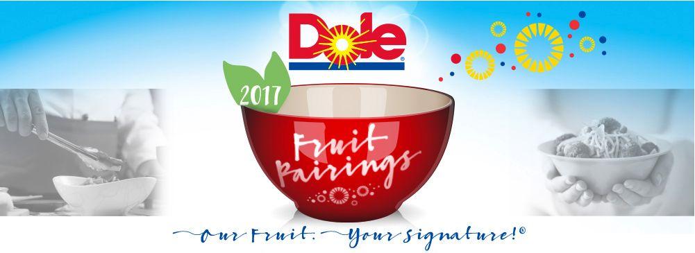 Fruit pairings banner