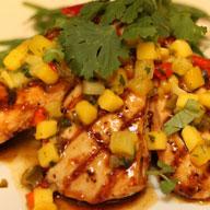 Special Caribbean Jerk Chicken Plate