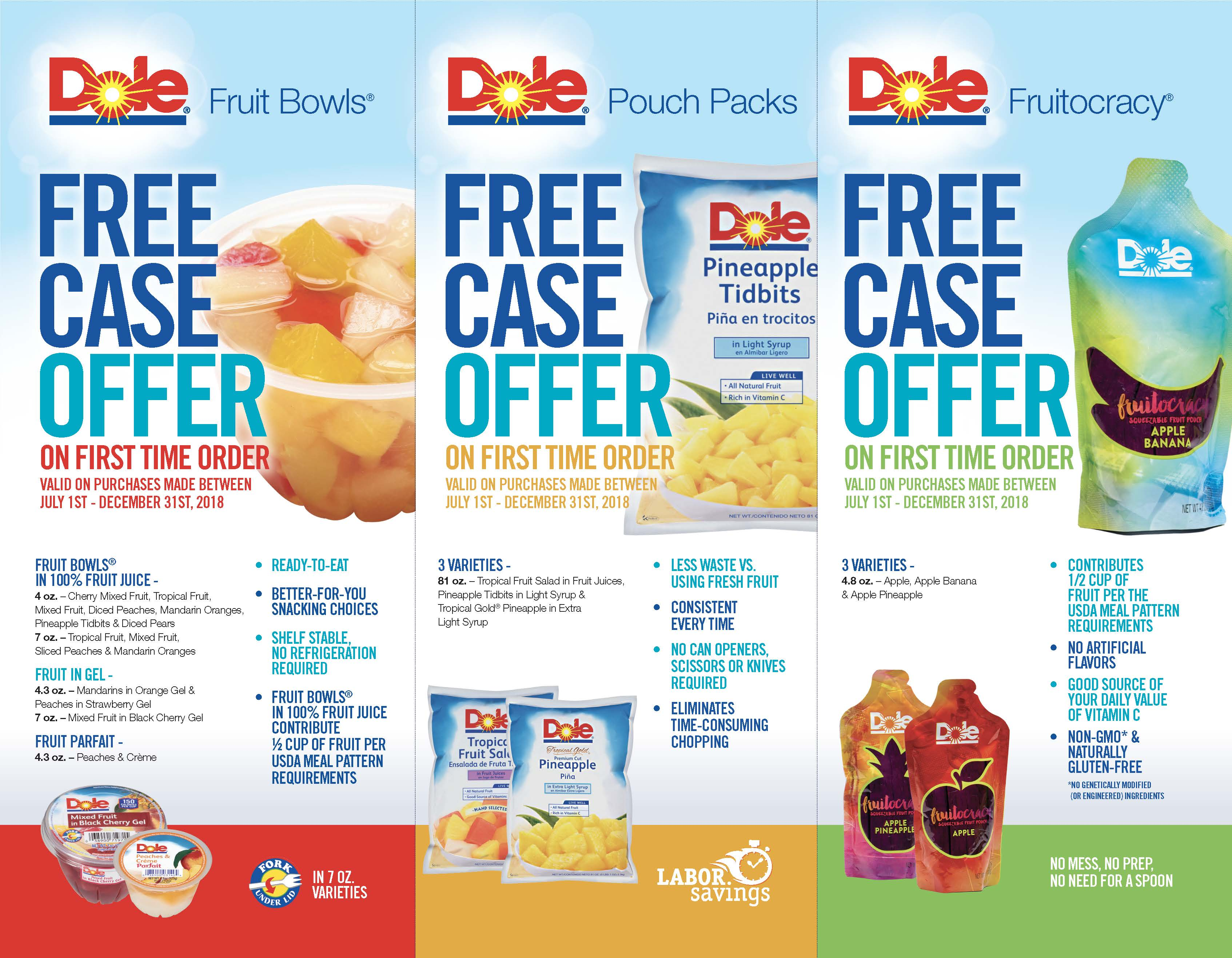 July december 2018 packaged fruit trial coupon page 1 qe4wng