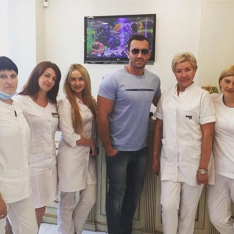 Михаил Терехин признает, что не раз обращался к пластическим хирургам