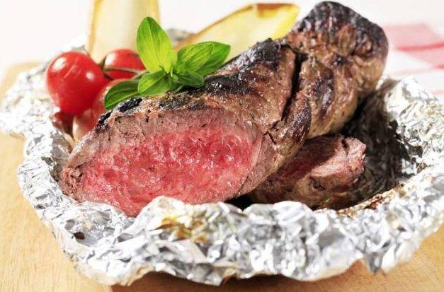 Запеченная говядина в рукаве рецепт