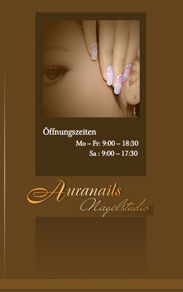 Aura nails ansbach