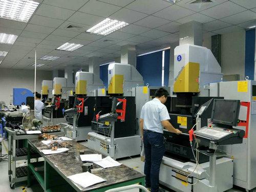 China plastic molding company
