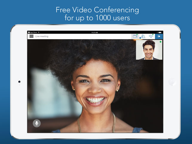 Adult video chat conference