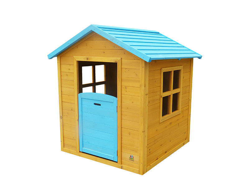Ascot Blue Cubby House