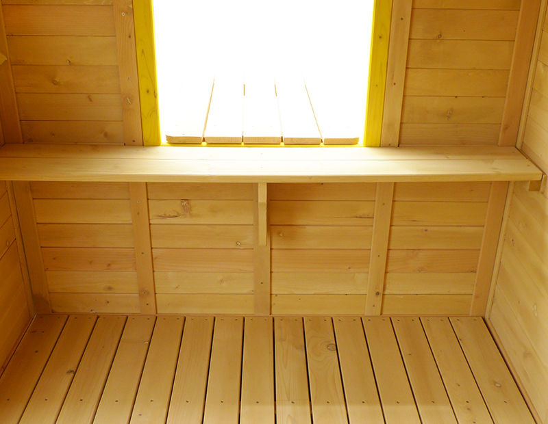 Bandicoot Cubby House Timber Floor