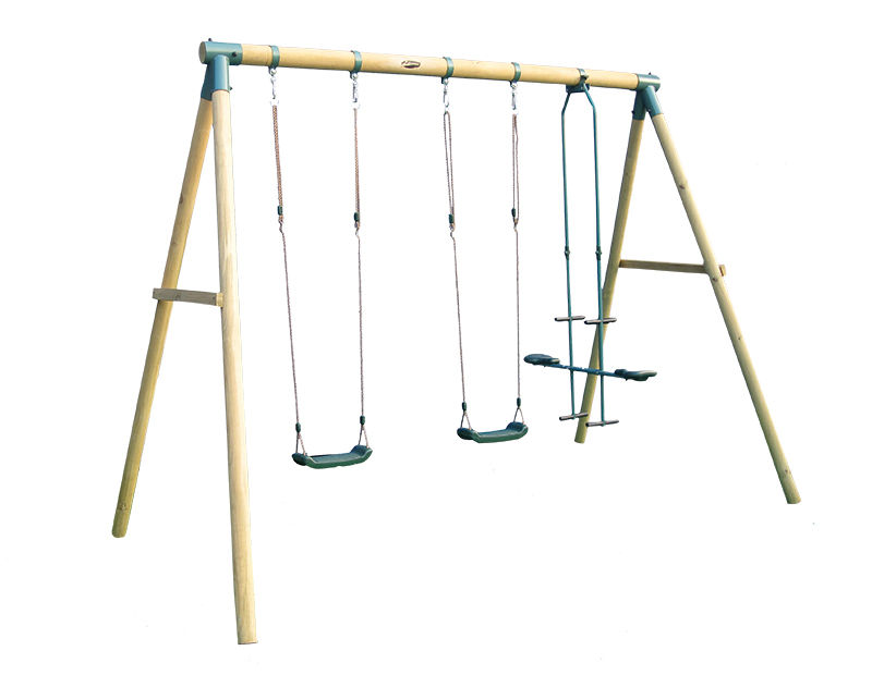 Emerald 3-Station Swing set