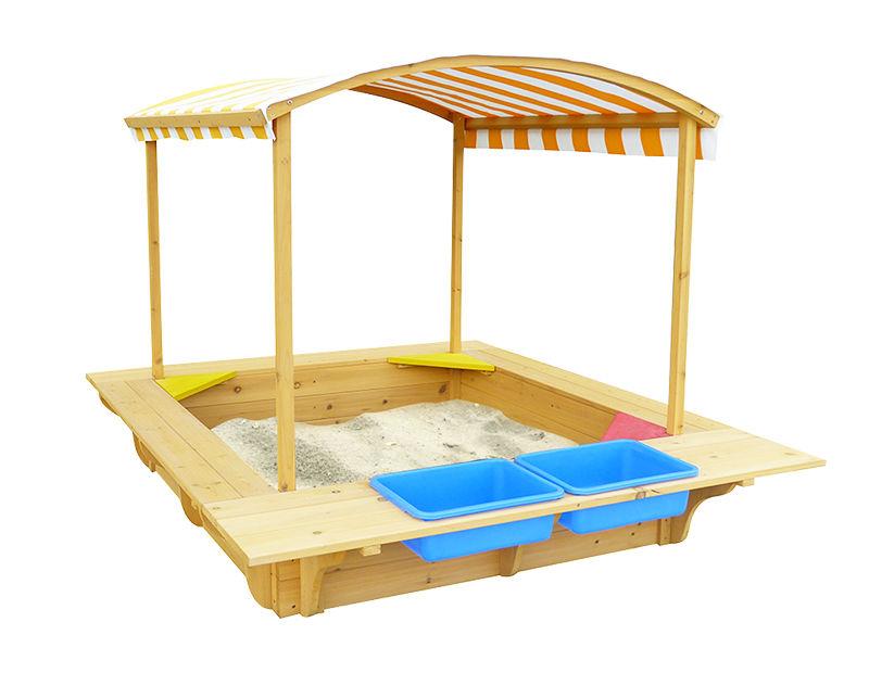 Playfort Sandpit