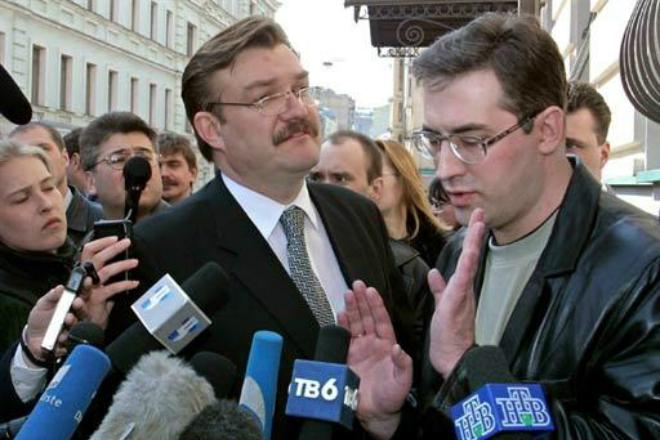 """В 2002 году Андрей Норкин ушел с телеканала """"НТВ"""""""