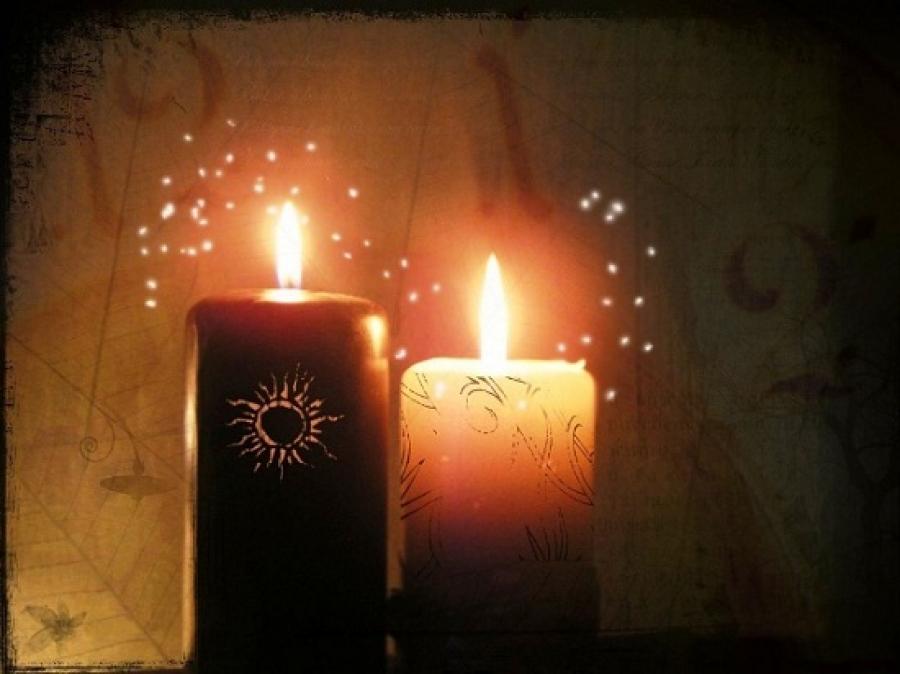 Как почистить дом от негативной энергии православно свечой