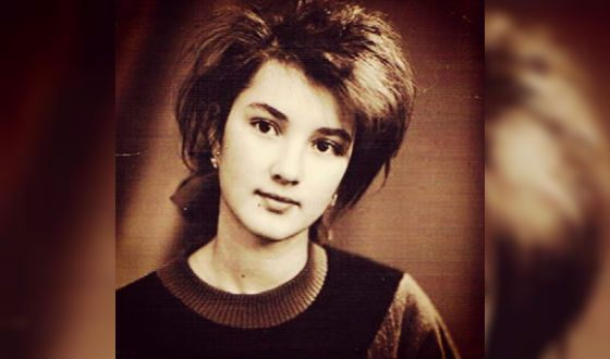 Лера кудрявцева молодая фото