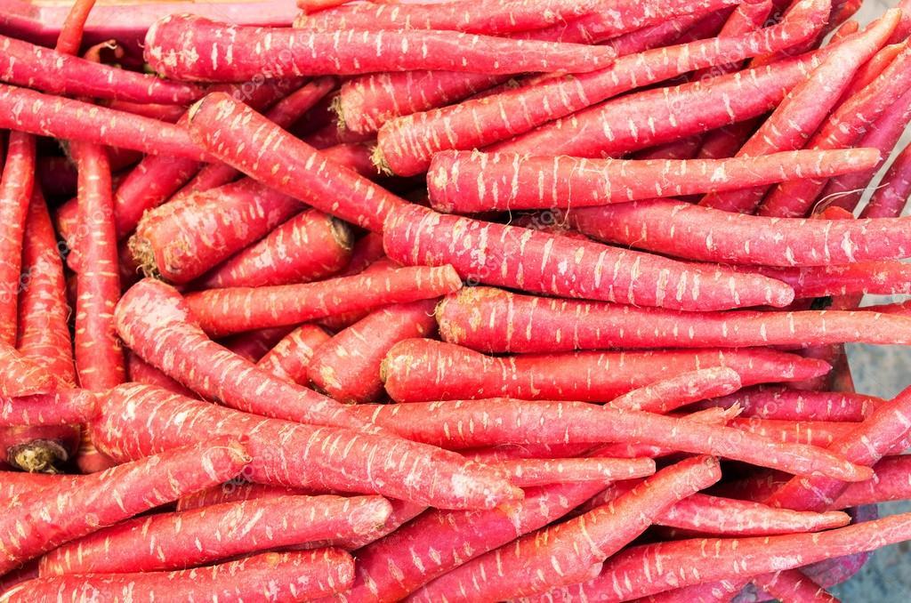 Индийская морковь это