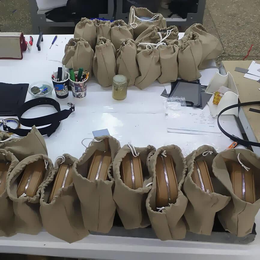 Производство сумок женских