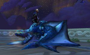 Blue proto drake