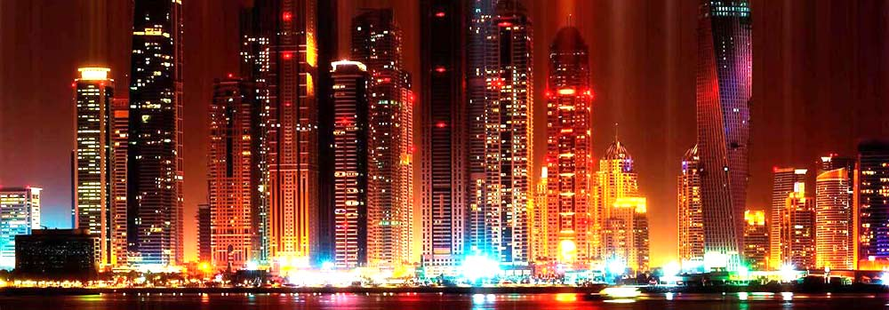 Фото панорама ОАЭ какой эмират лучше