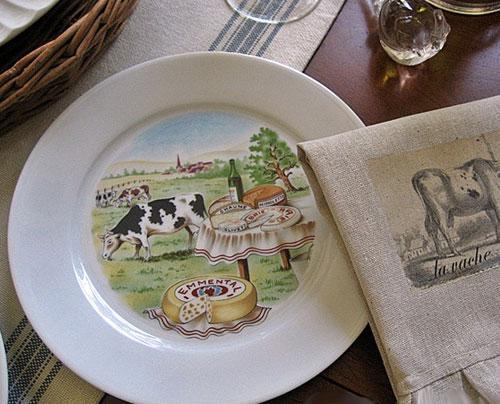Швейцарская посуда
