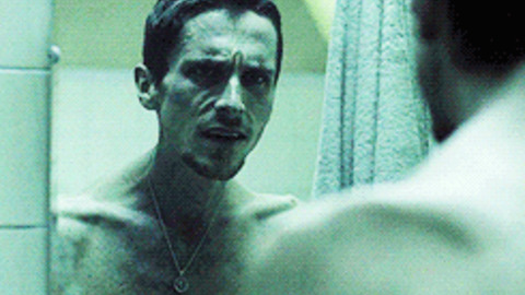 Christian bale the machinist gif