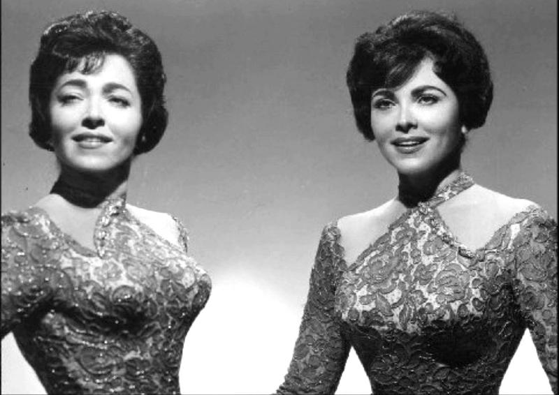 Американские сестры певицы