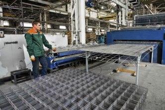Производство оцинкованной сварной сетки
