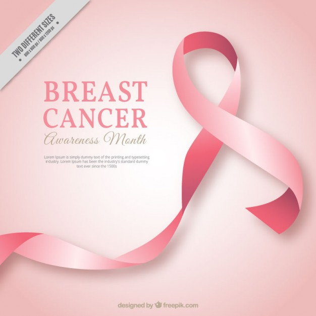 Pictures of the pink breast cancer ribbon