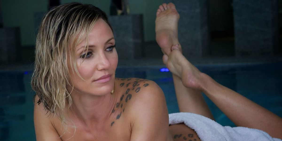 Cameron diaz sexiest movie ever