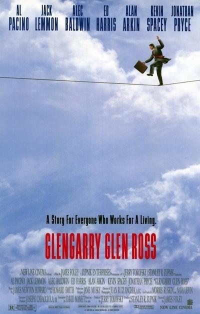 Al pacino glengarry glen ross broadway review