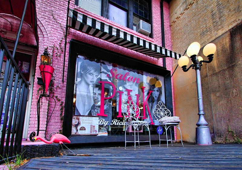 Salon pink longview tx