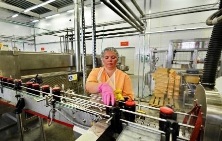 Производство варенья и джемов