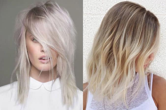 Как дома покрасить волосы самой себе