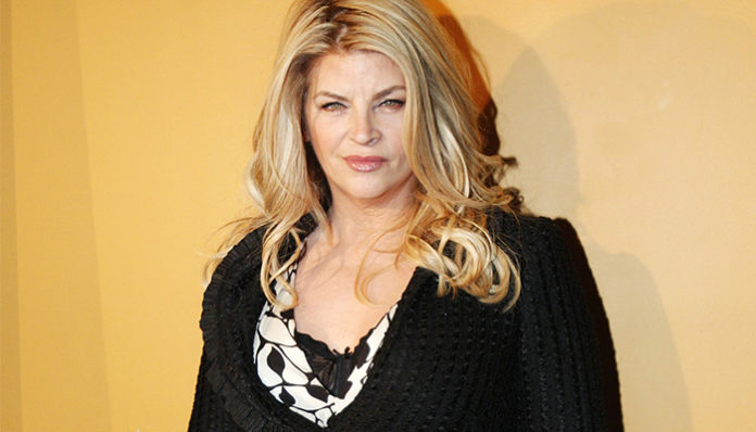 What happened to kirstie alley