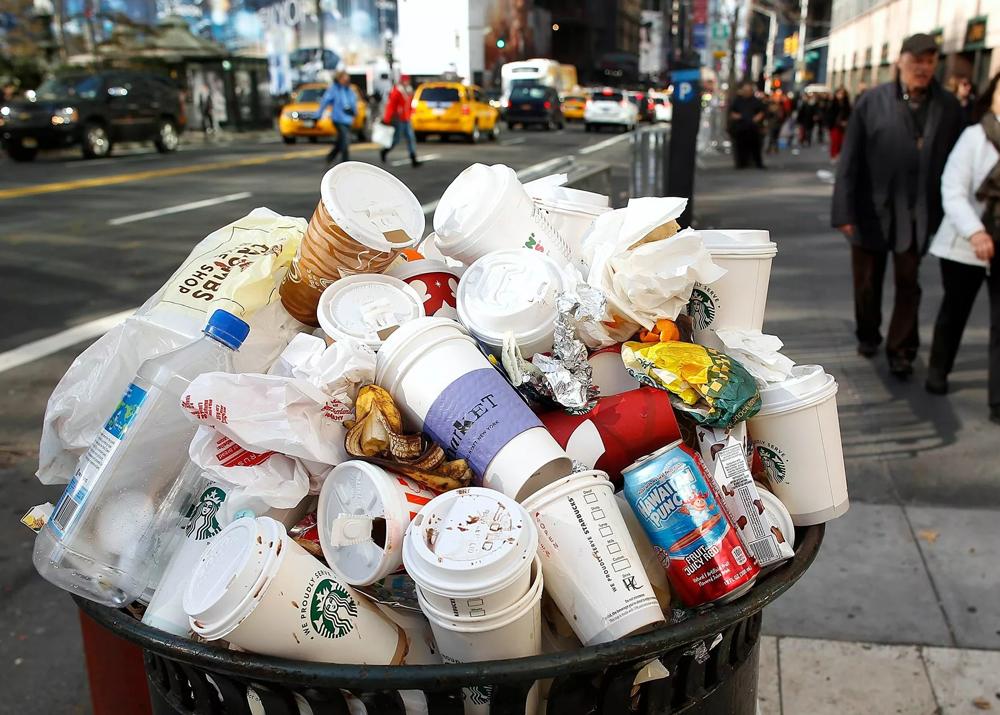 Переработка бытовых отходов как бизнес