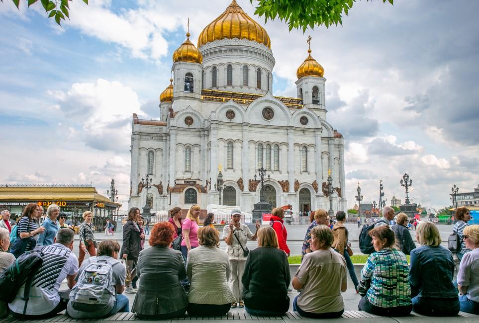 Москвы обзор