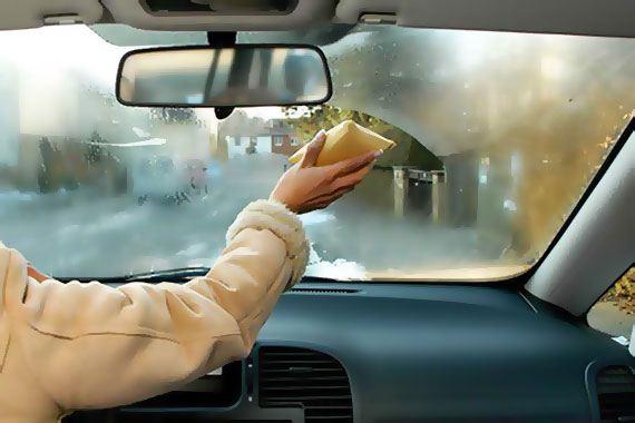 Запотевание стекол в автомобиле в дождь что делать