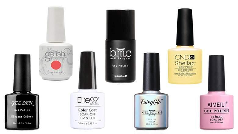 Best gel polish for nails