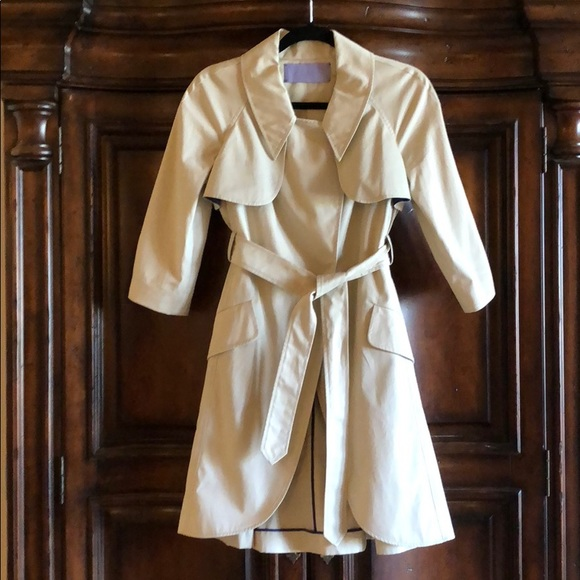 Vera wang lavender label jacket